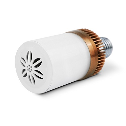 Lumisky BBS-01 GOLD - Bombilla LED altavoz integrado