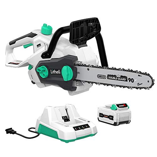 LiTHELi 14-Inch Battery Chainsaw