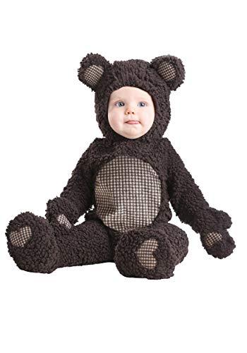 Baby Bear Infant Costume Infant Teddy Bear Costume 12/18mo