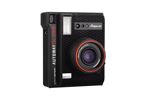Lomo'Instant Automat Glass Magellan fotocamera istantanea Lomography