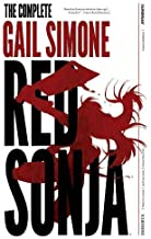 The Complete Gail Simone Red Sonja Omnibus – Signed Oversized Ed. HC