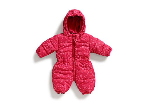 Combinaison de neige multifonctions Jacky Baby Girls Rose Taille 56