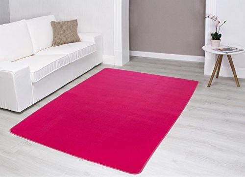 Misento Teppich, pink, 80x150