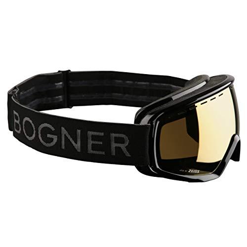 Bogner Snow Goggles Ski-Brille Monochrome Gold | Black