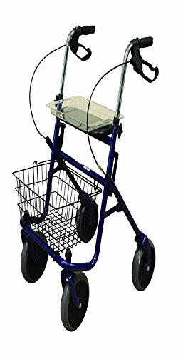 Bernstein Andador con 4ruedas Simply Roll con cesta