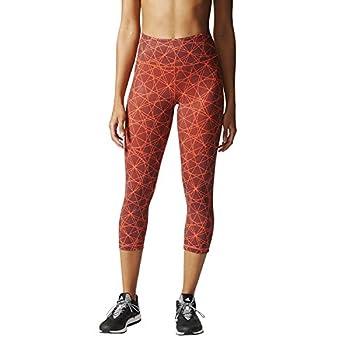 adidas Women s Yoga Wanderflex Iconic Three-Quarter Tights  L Trace Grey