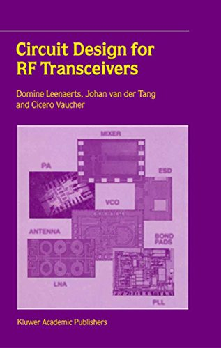 Circuit Design for RF Transceivers (English Edition)