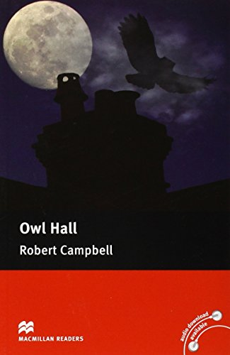 Macmillan Readers Owl Hall Pre Intermediate Without CD Readerの詳細を見る