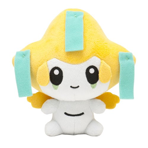 Pokemon Center Original Jirachi muñeca