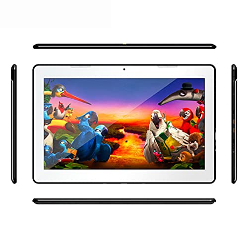 Tableta Inteligente Ultradelgada De 13.3 Pulgadas, HD IPS Pantalla Completa 1920X1080 Píxeles Tableta De Navegación GPS, Cámara Dual De 5MP + 2MP 2G + 32G Memoria Grande SIM + Tarjeta Dual SD