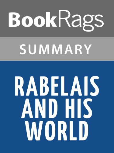 Summary & Study Guide Rabelais and His World by Mikhail Bakhtin