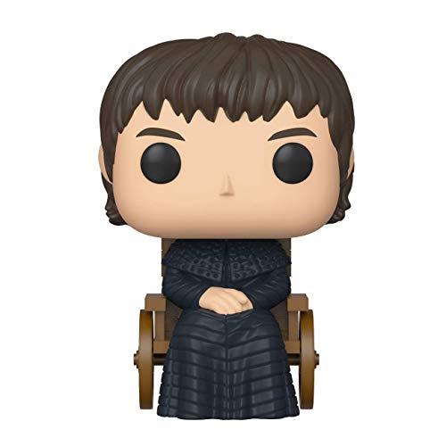 Funko - Pop! TV: Game of Thrones - King Bran The Broken Figura Coleccionable, Multicolor (45429)