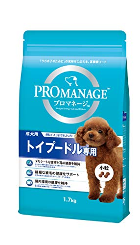 プロマネージ『犬種別成犬用トイプードル専用』