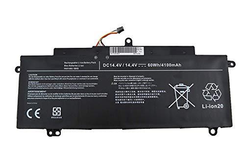 PA5149U-1BRS 4INP7/60/80 (02)1588-5898 Reemplazo de la batería del portátil para Toshiba Tecra Z40-A Z40-B Z40-C Z40-A-10X Z40-A-16Q Z40-C-11P Z40T-A1410 Z50 Z50-A-0DU Z50-A-07Q Z50-A (14.4V 60Wh)