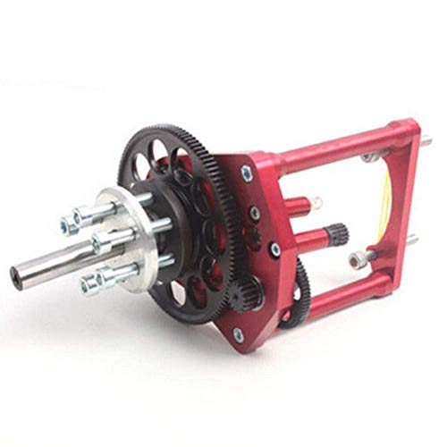 HYLH Accesorios Modelo RC Arrancador eléctrico para Motor de Gasolina DLE111 de...