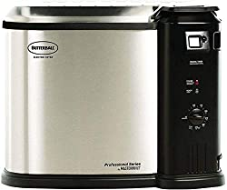 Masterbuilt MB23010618 Fryer, XL Stainless Steel review