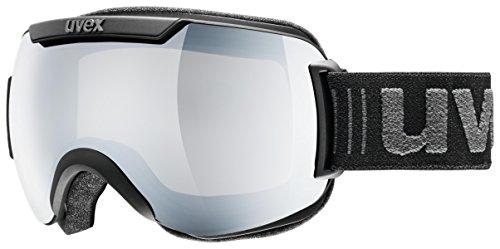 Uvex Downhill 2000 LM Skibrille, Black mat, One size