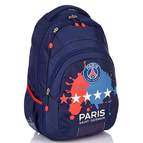 Paris St Germain Offizieller PSG (Ligue 1 Champions) Premium Rucksack