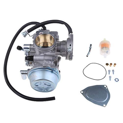 Shiwaki Carburador De Motocicleta Con Kit De Filtro Para CF500 CF188 300 500cc ATV UTV Quad