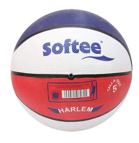 Softee Equipment Balon de Baloncesto Tricolor Harlem Talla 5 ...