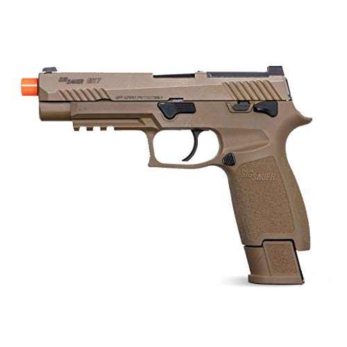 Airsoft Proforce M17, 6mm, 5.5', 21rd, CO2 Power Source, Coyote Tan