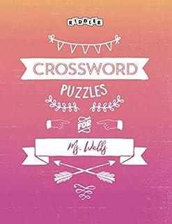 Crosswords for Ms. Walls