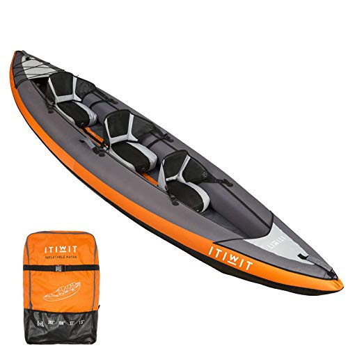 ITIWIT Canoa-Kayak 2-3 plazas inflable senderismo