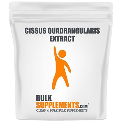 BulkSupplements.com Cissus Quadrangularis Extract - Ligament and Tendon Supplements - Cartilage Support Supplements (100 Grams - 3.5 oz - 200 Servings)