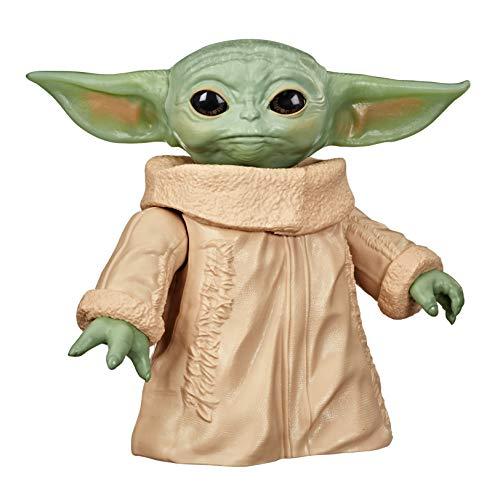Hasbro Star Wars - The Child (Personaggio da 16,5cm Che può assumere Diverse Posizioni, conosciuto Anche Come Baby Yoda, Ispirato alla Serie Disney+ The Mandalorian)