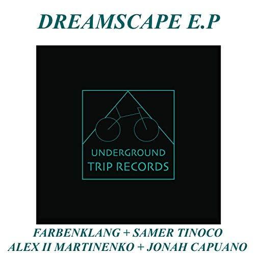 Farbenklang, Samer Tinoco, Alex ll Martinenko & Jonah Capuano