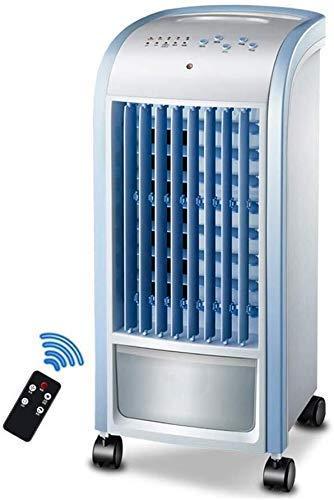 DFJU Condensador de ar condicionado portátil Ventilador de ar condicionado Condensador um Controle Remoto de 60W de terceira velocidade, função de temporização de baixo ruído