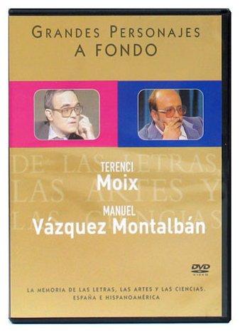 Terenci Moix Manuel Vazquez Mo [DVD]