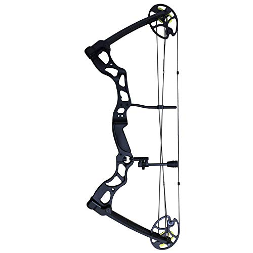 Southland Archery Supply SAS Outrage 70 Lbs 30'' Compound Bow - Black