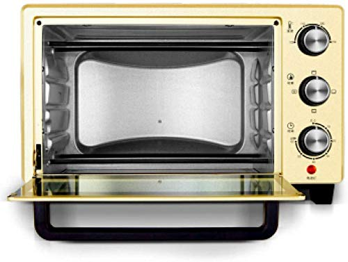 Countertop Convection Oven Electric Oven 23L Multi-Function Pizza Cake Bread Baking Machine 3 Layer Single Toaster Stainless Steel Convection Ovens