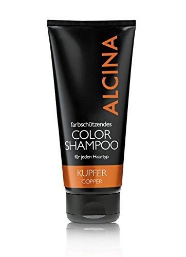 Alcina Color Shampoo Kupfer 200 ml Für intensive Kupferreflexe