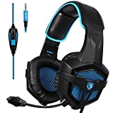 [2016 SADES SA-807 New Released Multi-Platform New Xbox one PS4 Gaming Headset ], Gaming