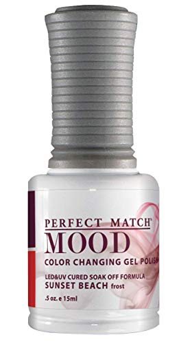 LeChat Perfect Match Mood Vernis à Ongles Sunset Beach