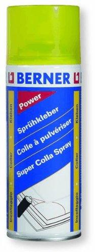 Berner Sprühkleber Universalkleber Spüh-Kleber Spray 400ml