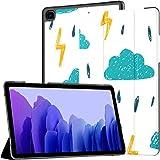 Funda para Samsung Galaxy Tab A7 Tableta de 10,4 Pulgadas 2020 (sm-t500 / t505 / t507), Patrón...