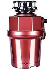 Unidad De Triturador De Residuos De Alimentos Multifuncionales, 800W Cocina Potente Destructora De Residuos Interruptor Inalámbrico Silencio Múltiple, Dispositivo De Eliminación De Residuos Domésticos