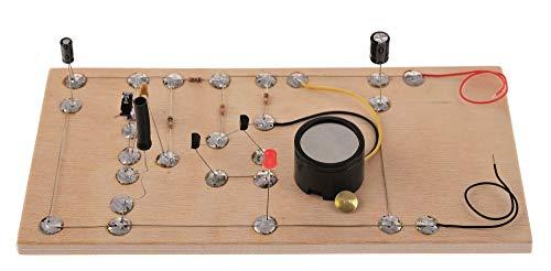 Elektronik Schaltung: Bewegungsmelder 'Cerberus'