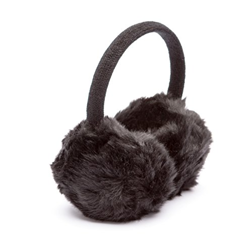 Sublevel Ohrenwärmer Ohrenschützer Earmuffs verschiedene Farben (Black)