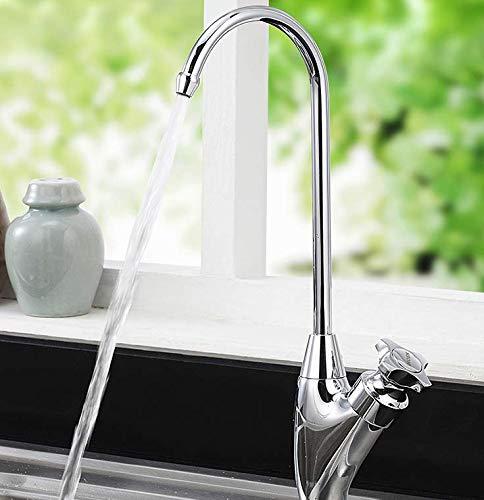 Waterfilter kraan keukenkraan enige koude wastafel volledig koper recht drinkwater zuiver water