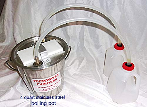 2 Quart Prime Water Purifier