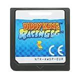 Banyan tree Qinqin Consola de Cartucho de Juego Superior Nosotros Versión Diddy Kong Racing Dk Escalador de Selva Tarjeta de Memoria English Fit for Nintendo DS 3DS 2DS ZSQ (Color : Racing DS EUR)