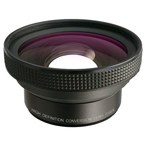 Raynox HD-6600PRO-49 - Objetivo para videocámara (diámetro: 58mm) Color Negro