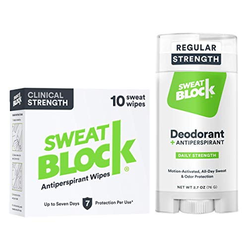 Best Deodorant For Excessive Sweat And Odor