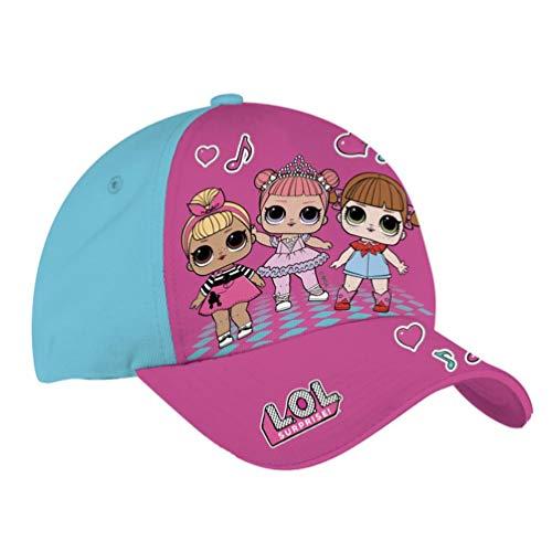 CORIEX s.r.l. (IEX) - LOL Sombrero con Visera B99191, Multicolor, 123