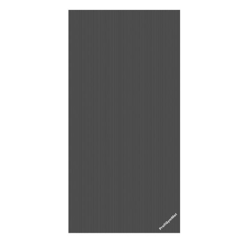 Gruppentherapiematte - Trendy Sport RehaMat - Trainingsmatte - 200 x 100 x 2,5 cm, anthrazit