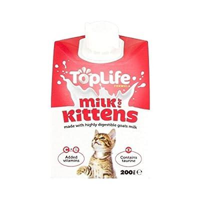 Toplife Milk for Kittens 200ml